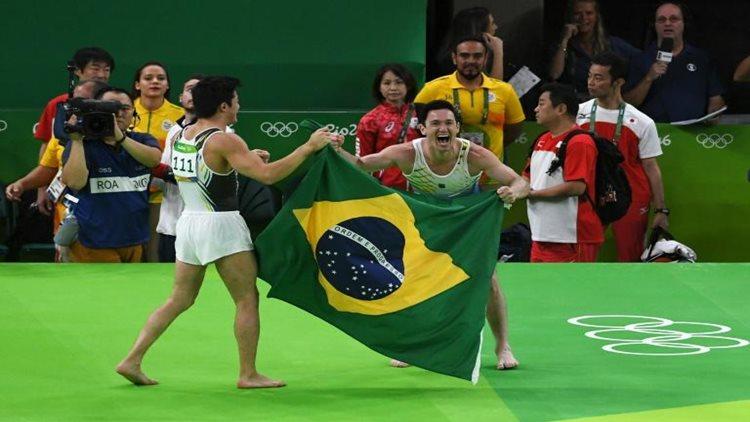 Ginástica Olimpíadas