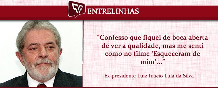 Lula Olimpíada