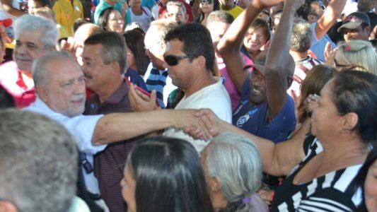 O evento aconteceu no antigo Clube Ranoa, que fica localizado na avenida Piauí.