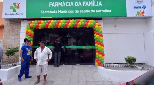 farmacia municipio petrolina