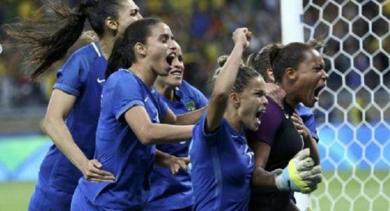 futebol olimpiadas feminino