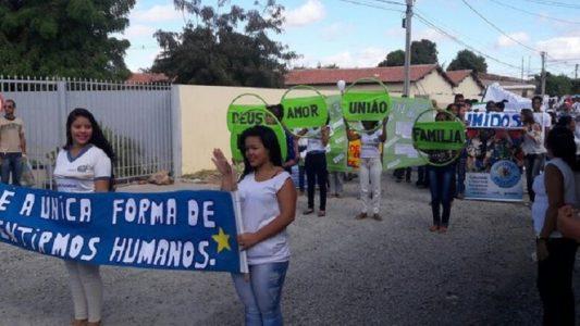 (Foto: Isa Mendes/TV GrandeRio)