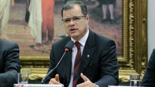 Para João Ricardo dos Santos Costa, da AMB, foro especial incentiva a impunidade. (Foto: Lúcio Bernardo Junior/Câmara dos Deputados)