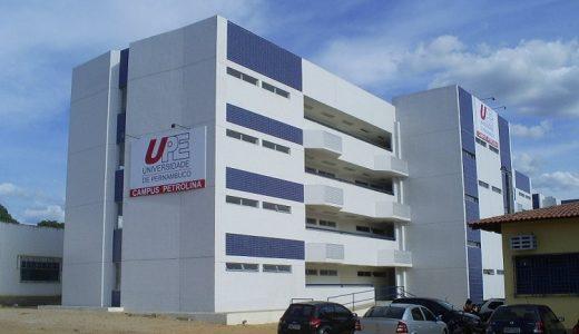 No total, são 960 vagas para cinco graduações a distância da UPE