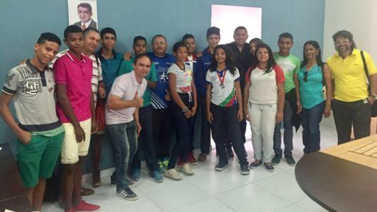 Dos 15 estudantes de Juazeiro que foram classificados para essa etapa, 12 são de escolas municipais. /Foto: Ascom