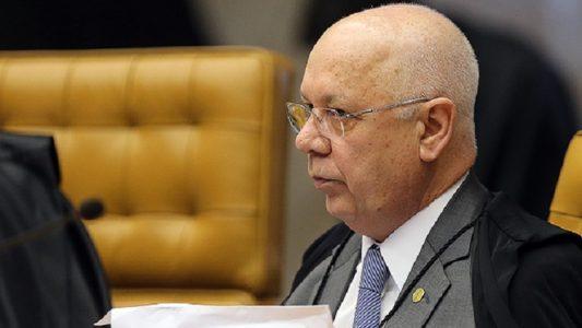 O ministro Teori Zavascki, relator da Operação Lava Jato no Supremo Tribunal Federal. (Foto: Internet)