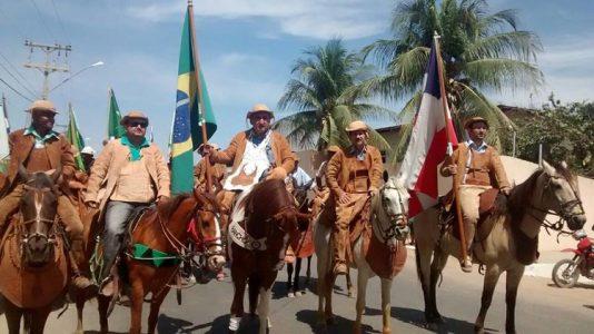 Desfile Cavalgada