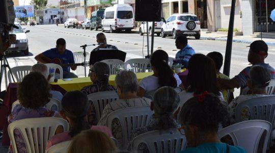 O Dia Nacional do Idoso foi instituído pela Lei 11.433, de 28 de dezembro de 2006, e é comemorado em 1º de outubro. Foi criado para promover eventos e atividades que valorizam a pessoa idosa./ Foto: divulgação