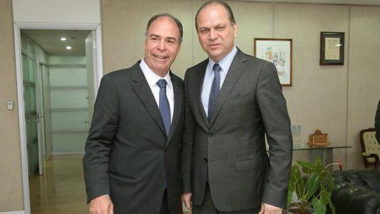 O aumento do teto financeiro da Apami já está em análise pela Secretaria de Atenção à Saúde (SAS) poderá ocorrer ainda este mês, conforme sinalizou hoje o ministro Ricardo Barros./ Foto: Ascom