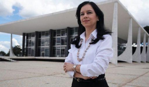 Grace Maria Fernandes Mendonça é do quadro de servidores do órgão desde 2001./ Foto: Ascom AGU