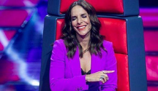 Ivete pode ser nova integrante do programa musical./ Foto: internet