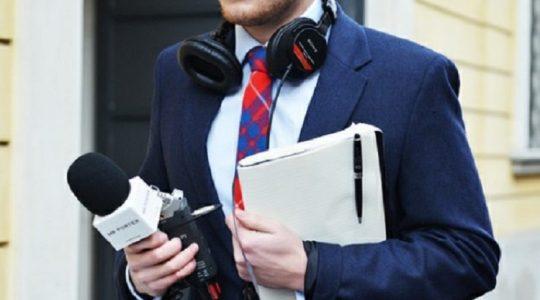 O processo seletivo é composto por análise curricular, entrevista individual e avaliação da gravação de uma notícia (em formato stand-up) produzida pelo candidato./ Imagem ilustrativa