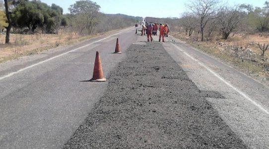 Trecho que liga Parnamirim a Lagoa Grande passará por reparos./ Foto: divulgação