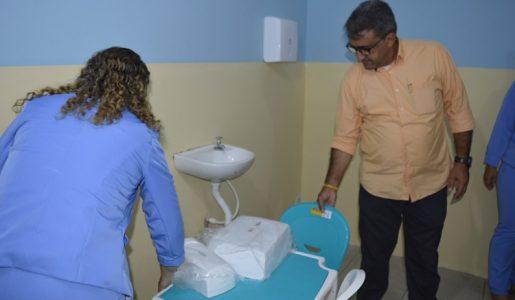 A expectativa é que realize, por mês, mais de 5 mil consultas de especialistas e ambulatoriais./ Foto: Ascom