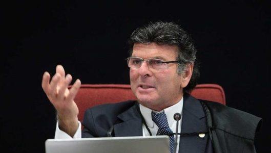 Ministro Luiz Fux. (Foto: Internet)