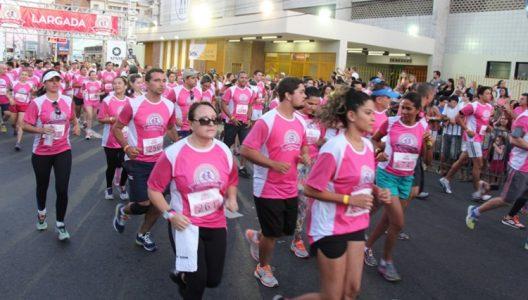 A Caminhada e Corrida de Rua acontece no próximo domingo./ Foto: divulgação