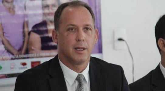 Alessandro será substituído pelo também delegado federal