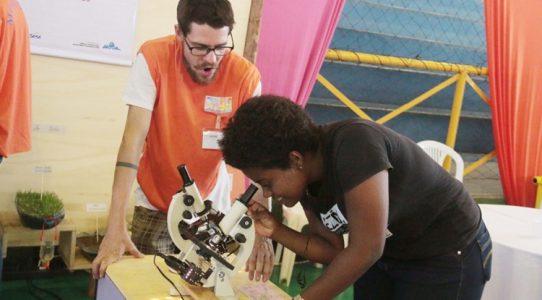 A Semana Nacional de Ciência e Tecnologia apresenta nesta edição o tema'Ciência alimentando o Brasil'
