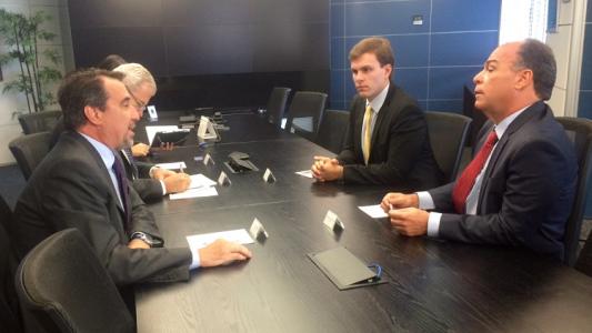 O gestor do banco público garantiu a manutenção de uma linha de financiamento na ordem de R$ 100 milhões para o orçamento de Petrolina.