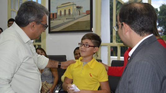 2 mil crianças foram atendidas pelo oftalmologista durante o programa. / Foto: divulgação