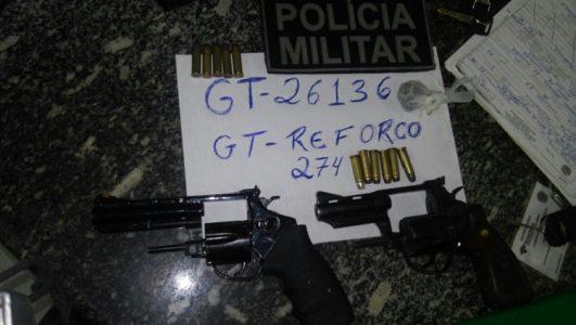 A prisão ocorreu no Residencial Vivendas, em Petrolina (PE)./ Foto: divulgação