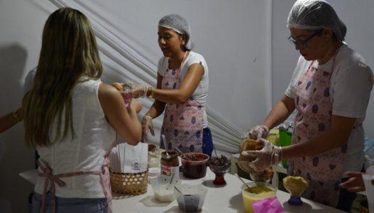 O dinheiro arrecadado com a venda dos produtos na feira será doado a instituições filantrópicas da região. (Foto: divulgação/Facape)