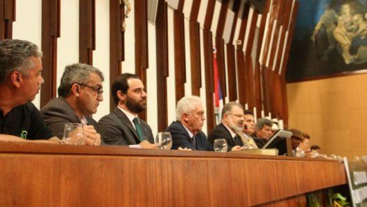 A Sessão especial foi proposta pelo deputado Eduardo Sales, com a anuência de diversos deputados, inclusive, do deputado Zó. (Foto: divulgação)