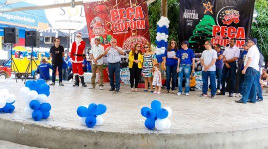 O Noel abre oficialmente a campanha de Natal (Foto: divulgação)