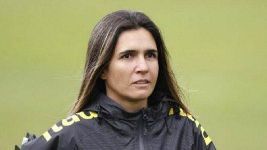 O primeiro compromisso dela no comando da equipe nacional será o Torneio Internacional de Manaus (Foto: internet)