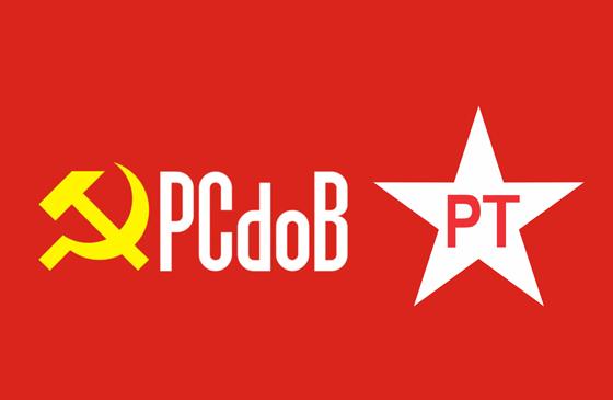 Resultado de imagem para simbolo do pcdob