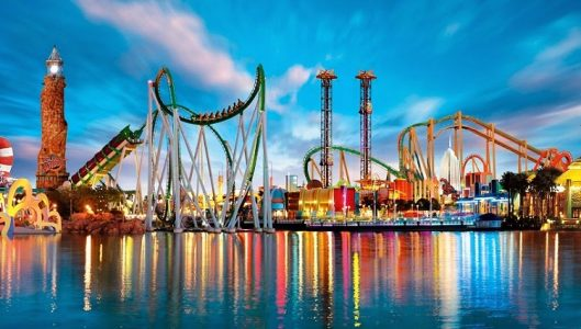 Orlando é conhecida por seus parques de diversão (Foto: internet)
