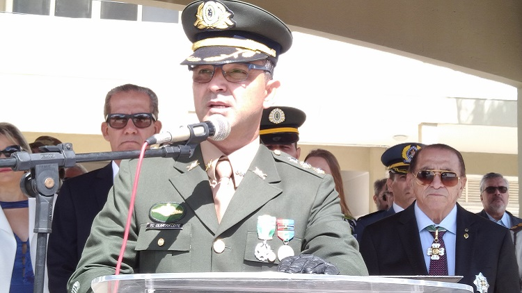 O comandante do 72º Batalhão de Infantaria Motorizada 621940fecc9