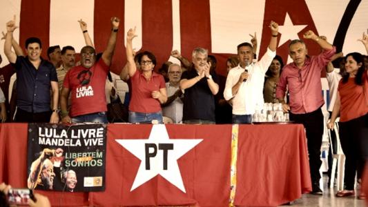 Doriel Barros é o candidato da CNB à presidência do PT/PE – Blog ...