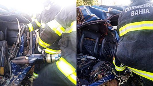 Acidente grave no município de Curaçá com três vítimas fatais ...